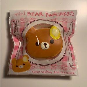 Puni Maru Mini Bear Butter Pancake Squishy